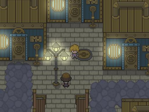 An Untold Tale from Pokemon World: Light from the Depths Screenshot