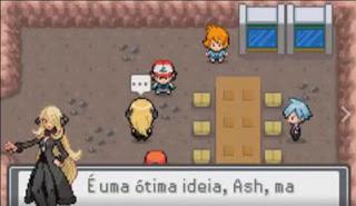 Ash vs Red Screenshot