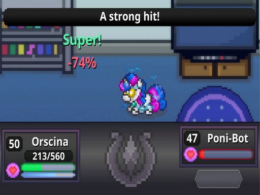 Battle Gem Ponies Screenshot