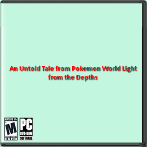 An Untold Tale from Pokemon World: Light from the Depths Box Art