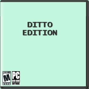 DITTO EDITION Box Art