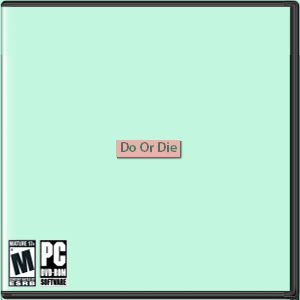 Do Or Die Box Art