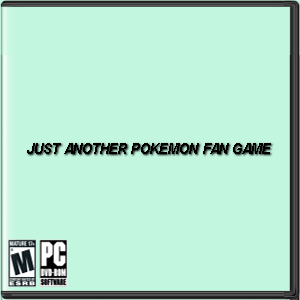 Just Another Pokemon Fan Game Box Art
