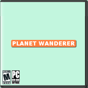Planet Wanderer Box Art