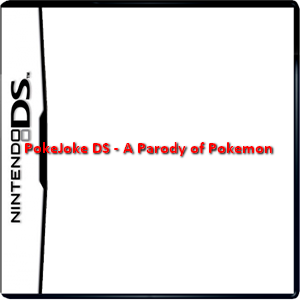 PokeJoke DS - A Parody of Pokemon Box Art