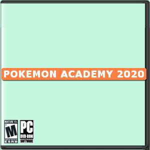 Pokemon Academy (2020) Box Art