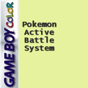 Pokemon Active Battle System Box Art