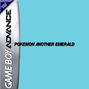 Pokemon Another Emerald Box Art