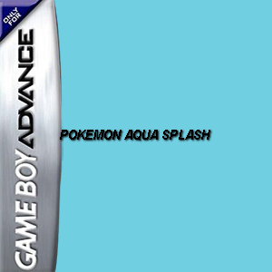 Pokemon Aqua Splash Box Art