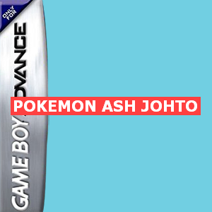 Pokemon Ash Johto Box Art
