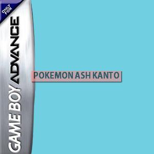 Pokemon Ash Kanto Box Art