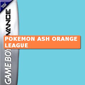 Pokemon Ash Orange League Box Art