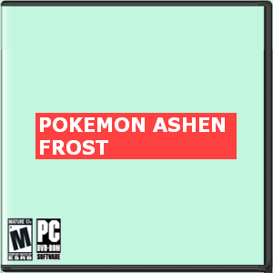 Pokemon Ashen Frost Box Art