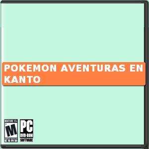 Pokemon Aventuras en Kanto Box Art