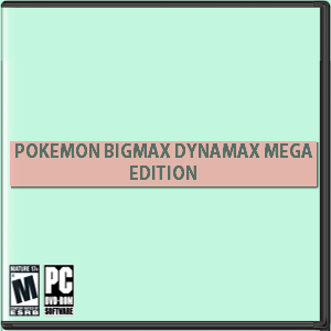 Pokemon Bigmax Dynamax Mega Edition Box Art