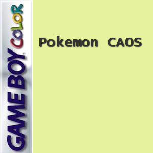 Pokemon CAOS Box Art