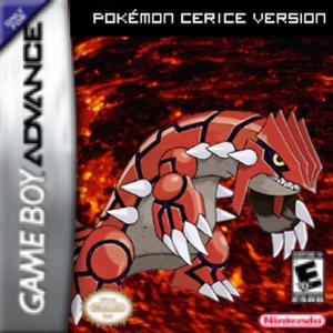 Pokemon Cerice Box Art