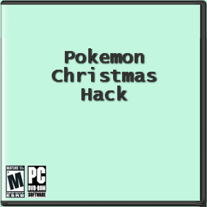 Pokemon Christmas Hack Box Art