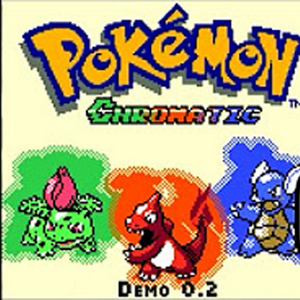 Pokemon Chromatic Box Art