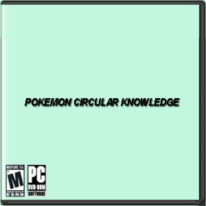 Pokemon Circular Knowledge Box Art