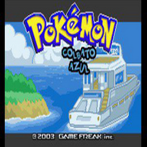 Pokemon Cobalto Azul Box Art
