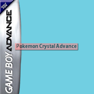 Pokemon Crystal Advance Box Art