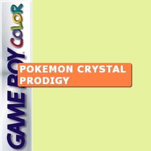 Pokemon Crystal Prodigy Box Art