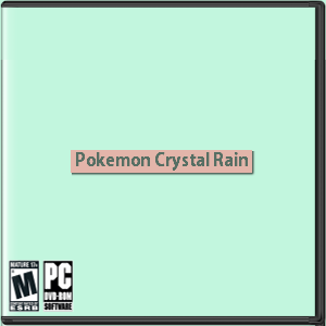 Pokemon Crystal Rain Box Art