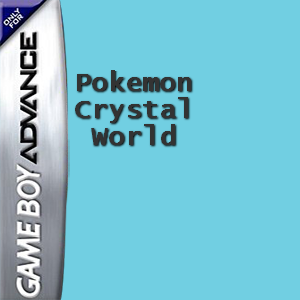 Pokemon Crystal World Box Art