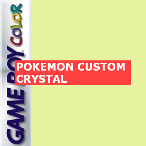 Pokemon Custom Crystal Box Art