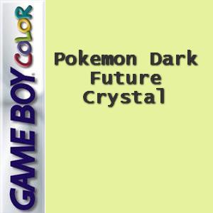 Pokemon Dark Future Crystal Box Art