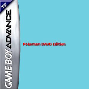 Pokemon DAVD Edition Box Art