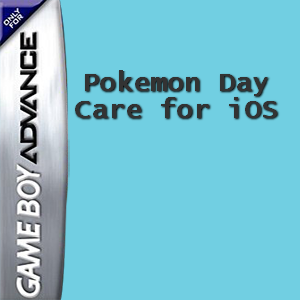 Pokemon Day Care for iOS Box Art