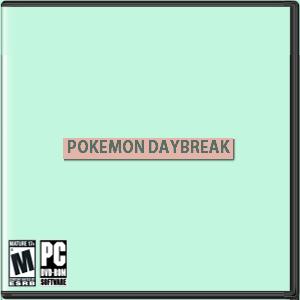 Pokemon Daybreak Box Art