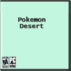 Pokemon Desert Box Art