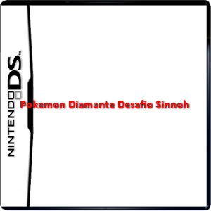 Pokemon Diamante: Desafio Sinnoh Box Art