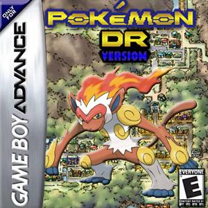 Pokemon DR Box Art