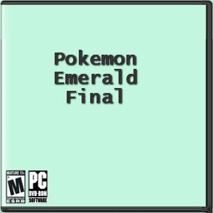 Pokemon Emerald Final Box Art