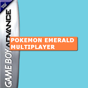 Pokemon Emerald Multiplayer Box Art