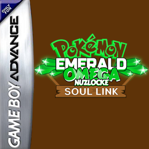 Pokemon Emerald Omega Box Art