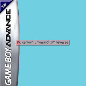 Pokemon Emerald Omniverse Box Art