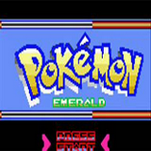 Pokemon Emerald: Time of 2nd GEN Box Art