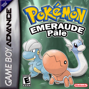Pokemon Emeraude Pâle Box Art