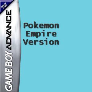Pokemon Empire Version Box Art