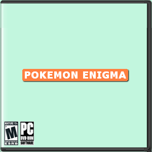Pokemon Enigma Box Art