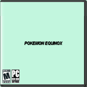 Pokemon Equinox Box Art