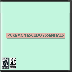 Pokemon Escudo Essentials Box Art