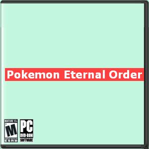 Pokemon: Eternal Order Box Art