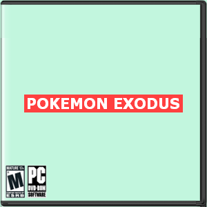 Pokemon Exodus Box Art