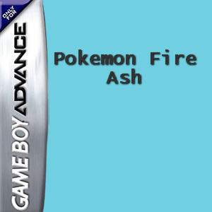 Pokemon Fire Ash Box Art